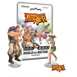 Fighter Pack: Khublai Vs Wattana Exp. (inglés)