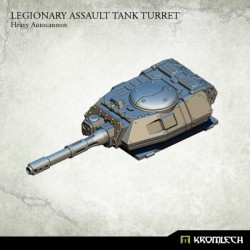 LEGIONARY ASSAULT TANK TURRET:HEAVY AUTOCANNON (1)