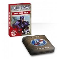 Blood Bowl: Dark Elf Cards