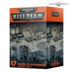 Kill Zone: Sector Mechanicus