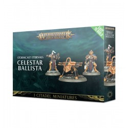 Easy to Build: Celestar Ba