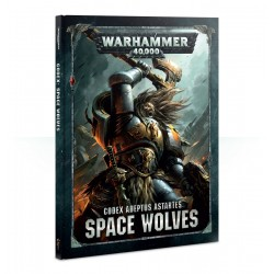 Space Wolves: Codex 2018