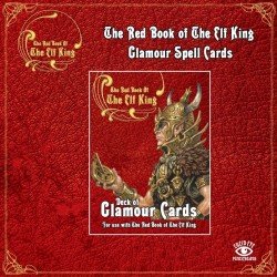 The Red Book of The Elf King Game Tokens (108)