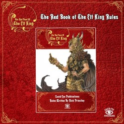 The Red Book of The Elf King Dice Set