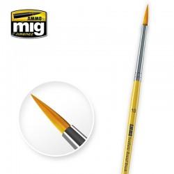 6 Syntetic Angle Brush