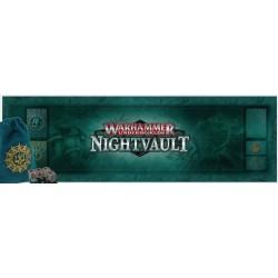 NIGHTVAULT: Tapete de juego Promocional