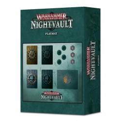 Nightvault Dashboard Mat