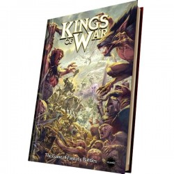Kings of War 2ª Edicion Revisada Reglamento Tapa Dura