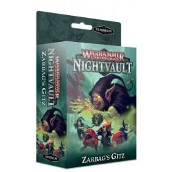 LOZ VAZILONEZ DE ZARBAG / Zarbag's Gitz