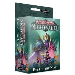 Ojos de los Nueve / Eyes of the Nine