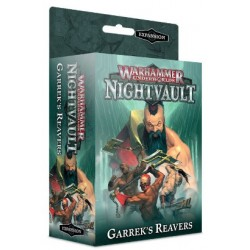 Saqueadores de Garrek / Garrek's Reavers