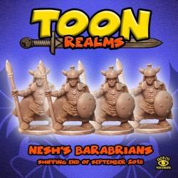 Lord Rascal's Skeleton Swordsmen