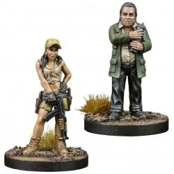 Rosita & Eugene Booster (inglés)