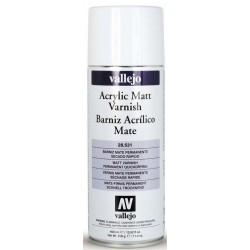 Aerosol barniz acrilico mate 400 ml