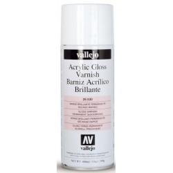 BARNIZ AEROSOL SATINADO-400ML