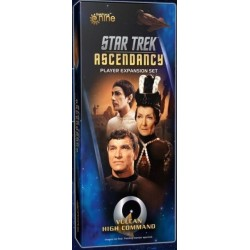 Star Trek Ascendancy Vulcan High Command