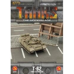 Soviet T-55/T-55AM2 Tank Exp. (inglés)