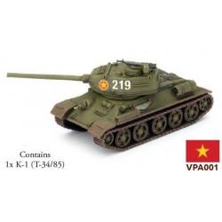 K-1 (T-34/85M)