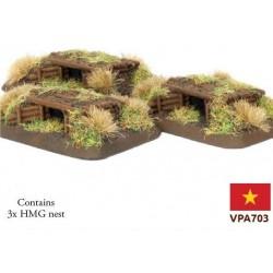 Machine-gun Bunkers