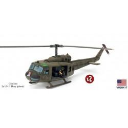 UH-1 Huey Aviation Platoon (Plastic)