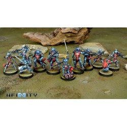 PANOCEANIA MILITARY ORDERS 300 PTS