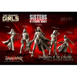 Daughters of the Crucible - All StarsTROOPS