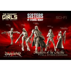 Daughters of the Crucible - All Stars Command Group