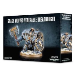 Space Wolves Dreadnought Venerable