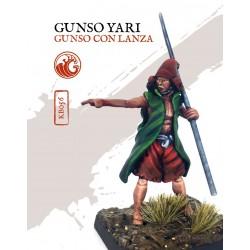 GUNSO CON LANZA
