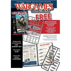 Wargames Illustrated WI375 Cruel Seas Torpedoes