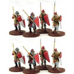 Ordensstaat Hearthguards with Hand Weapons