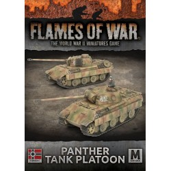 Armoured Flame-Thrower Platton (x4 halftracks)