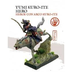 HEROE CON ARCO KURO-ITE