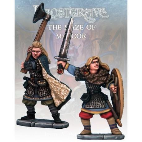 Thief & Barbarian II