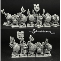 Dwarves Dragon Guard (12)
