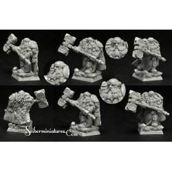 Dwarves Axemen Veterans (10)