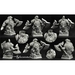 Dwarven Treasure set 1 (8)