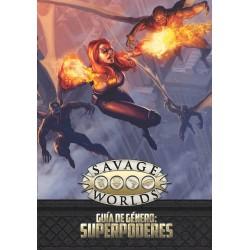 Savage Worlds: Guías de Género: Superpoderes