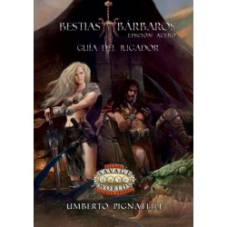 Savage Worlds: Guía del jugador de Bestias y Bárbaros