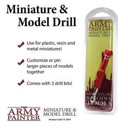 Miniature and Model Drill / Taladro para miniaturas