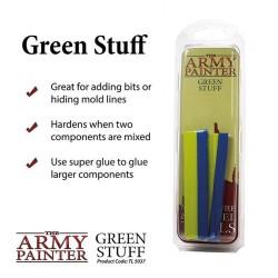 Green Stuff / Masilla Verde