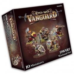 Dwarf Warband Set (inglés)