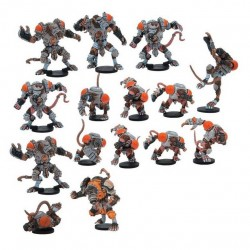 DreadBall Midgard Delvers: Forge Fathers Team