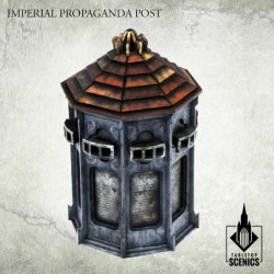 IMPERIAL PROPAGANDA POST