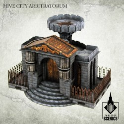 HIVE CITY ARBITRATORUM