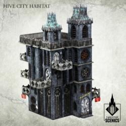 HIVE CITY HABITAT