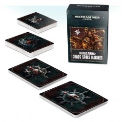 Cartas: Chaos Space Marines 2019 (inglés)