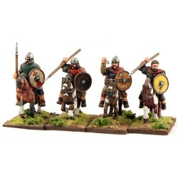 Mounted Welsh Warlord 2