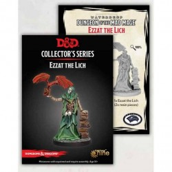 Dungeon of the Mad Mage Ezzat (1 Fig)