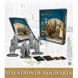 MAESTROS DE HOGWARTS ESPA